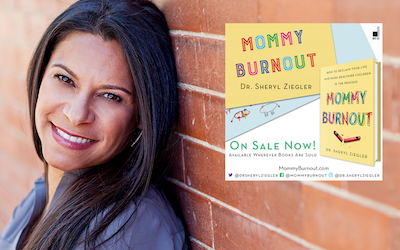 Expert Interview – Dr. Sheryl Ziegler Author of Mommy Burnout
